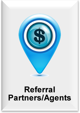 Referral Agents and Partners